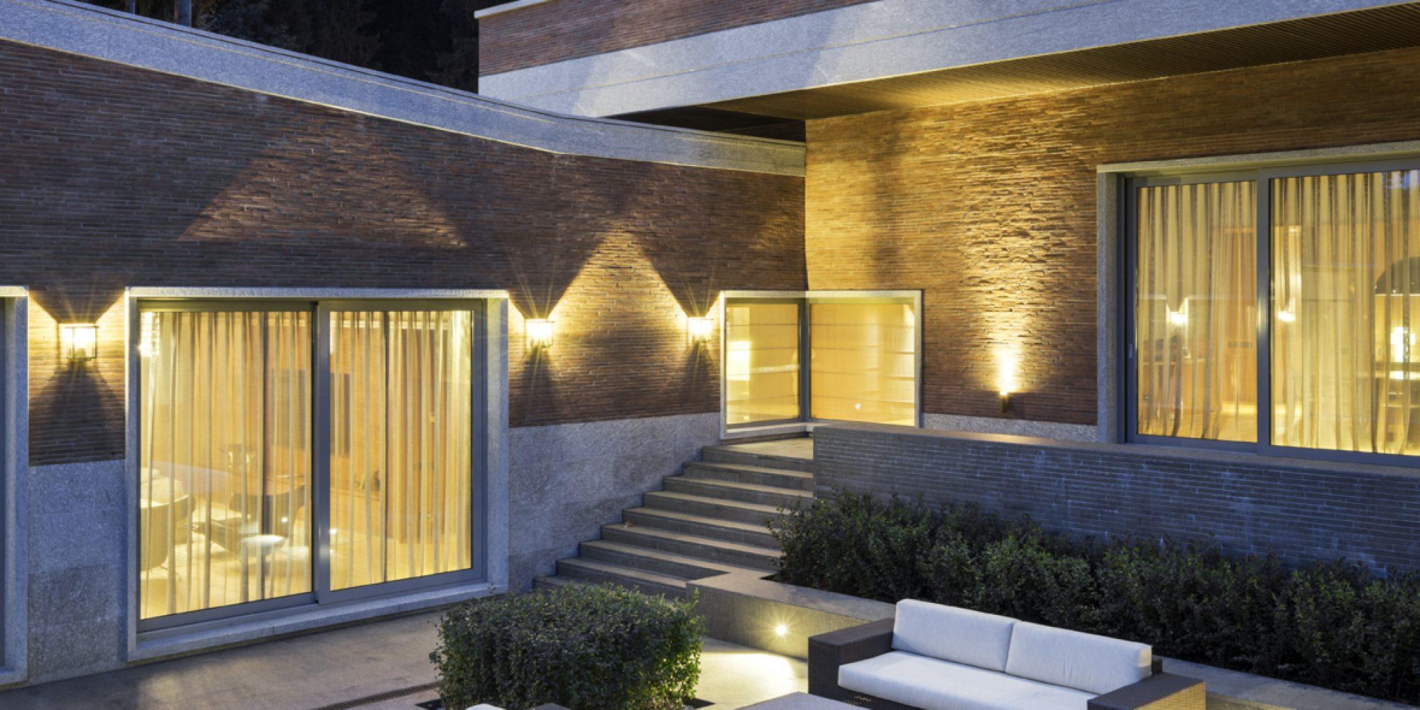 07-villa privata Mosca- Raboni architetti-pollice Illuminazione