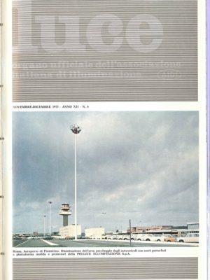 1973 Roma Aeroporto Fiumicino