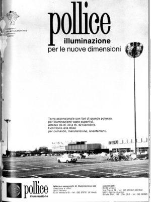 1973 ATOMO D'ORO alte strutture