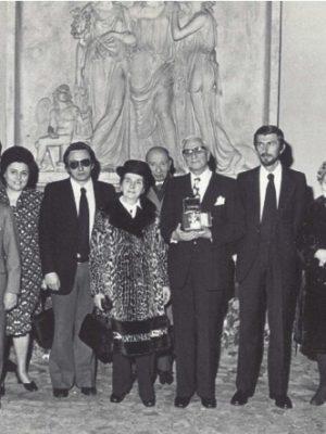 1973 ATOMO D'ORO famiglia Pollice