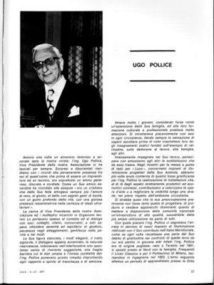1977 necrologio Ugo Pollice