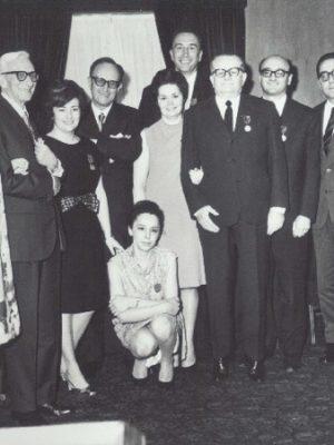 AIDI 1967 medaglie d'oro
