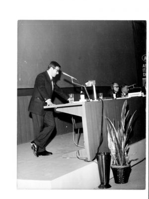 Convegno AIDI con Cesare Pollice