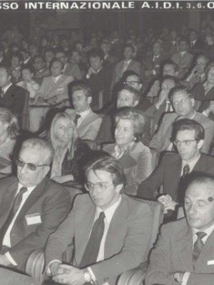 AIDI Congresso 1972