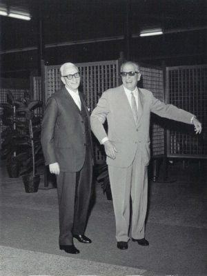 AIDI Ugo Pollice con presidente Anie Baggiani