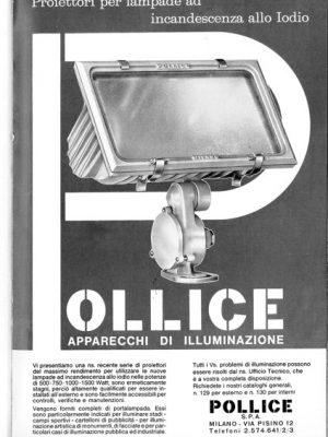 Pubblicità lampade incandescenza