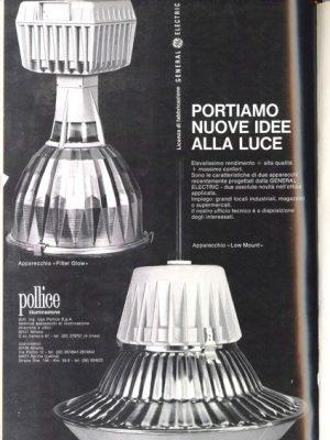 Pubblicità Filter glow e Low mount
