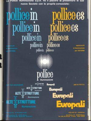 Pubblicità Pollice in Pollice es