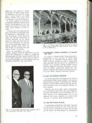 Ugo Pollice con Baggiani Certosa Pavia